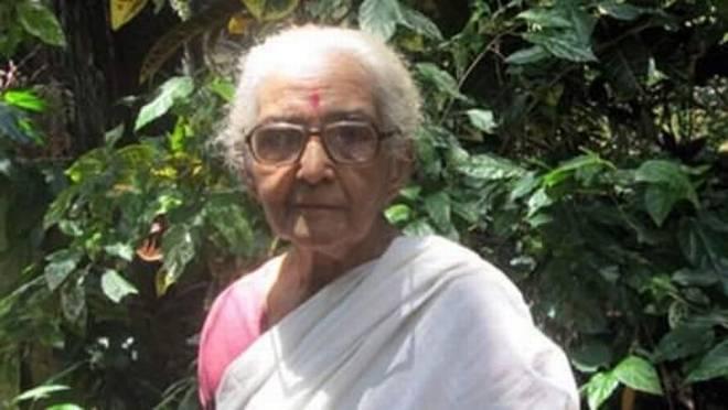 Social scientist K. Saradamoni dead