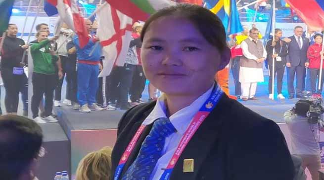 Arunachal's Tadang Minu Becomes First Indian Woman to be Appointed as AIBA's Coaches Committee Member