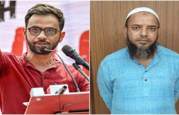 Delhi court rejects application to handcuff Umar Khalid & Khalid Saifi