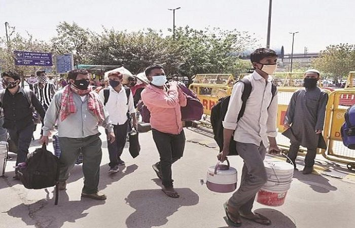 NHRC issues new advisories for bonded and migrant labourers amid Covid-19