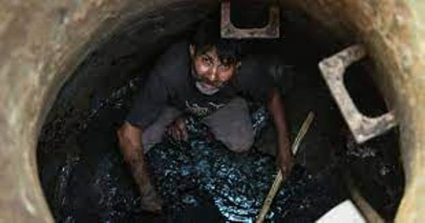No deaths reported due to manual scavenging in the last five years, says Centre
