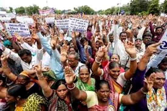 Minor girl's rape, murder in India highlights plight of Dalit community