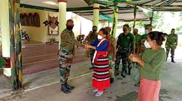 Naga women's rights group protests tying rakhi to armymen 'responsible' for atrocities