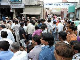 Jind: 5 days after Dalit youth's death in accident, protesters refuse to cremate body