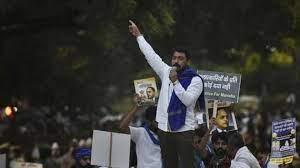Madhya Pradesh: Bhim Army demands justice for dalits