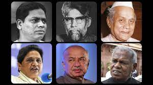 Before Punjab CM Channi, Dalit leaders who held the top post in country