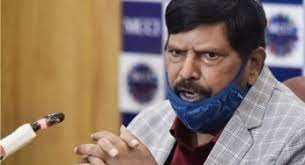 Ramdas Athawale Bats For 1-child Norm; Says 'there Should Be A Law For Hum Do, Hamara Ek'