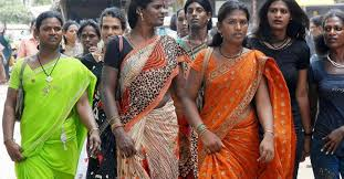 Transgenders protest over extortion woes