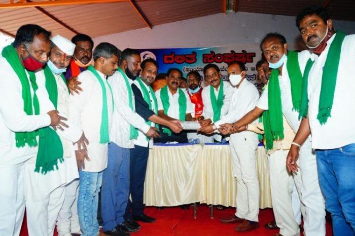 Shivaram Karanth Layout row: Farmers, Dalit orgs want project outside Bengaluru stopped