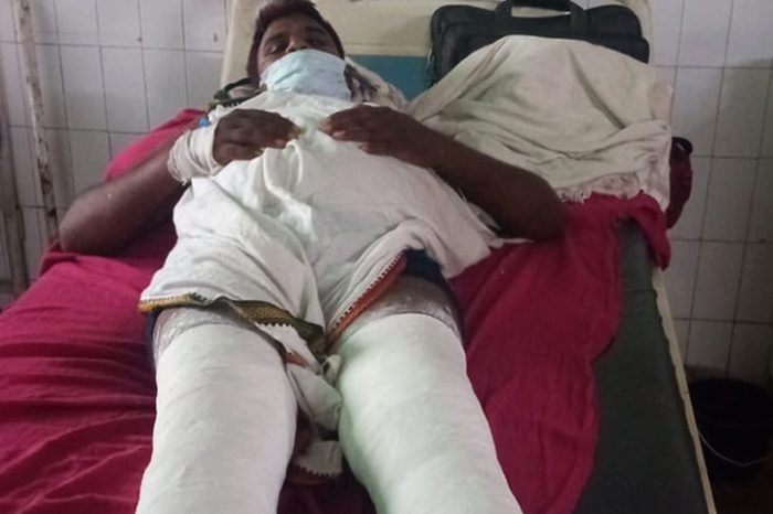 Politics and personal vendetta: The full story of why a Dalit journalist in Jaunpur is on dharna