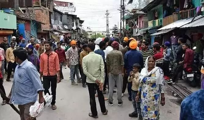 NCSC notice over the eviction of Dalit Sikhs from Shillong