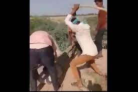 Caught on Camera: Dalit Man Beaten to Death Over Love Affair In Rajasthan's Hanumangarh