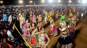 Four stop Dalit women from playing garba, held