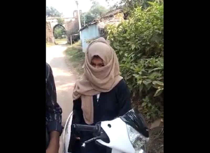 Bhopal: Goons force woman to remove her Burqa