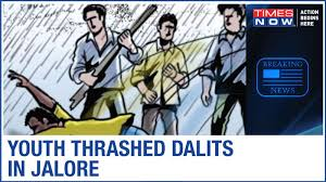Dalit man thrashed in Jalore, 5 held after video goes viral