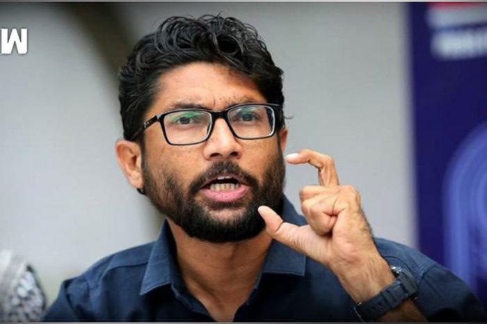 Jignesh Mevani calls Rajasthan Dalit murder 'barbarism'
