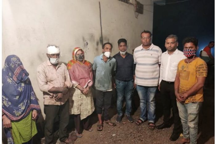 Indore: Police file FIR against Muslim family that was attacked 'for not leaving village'